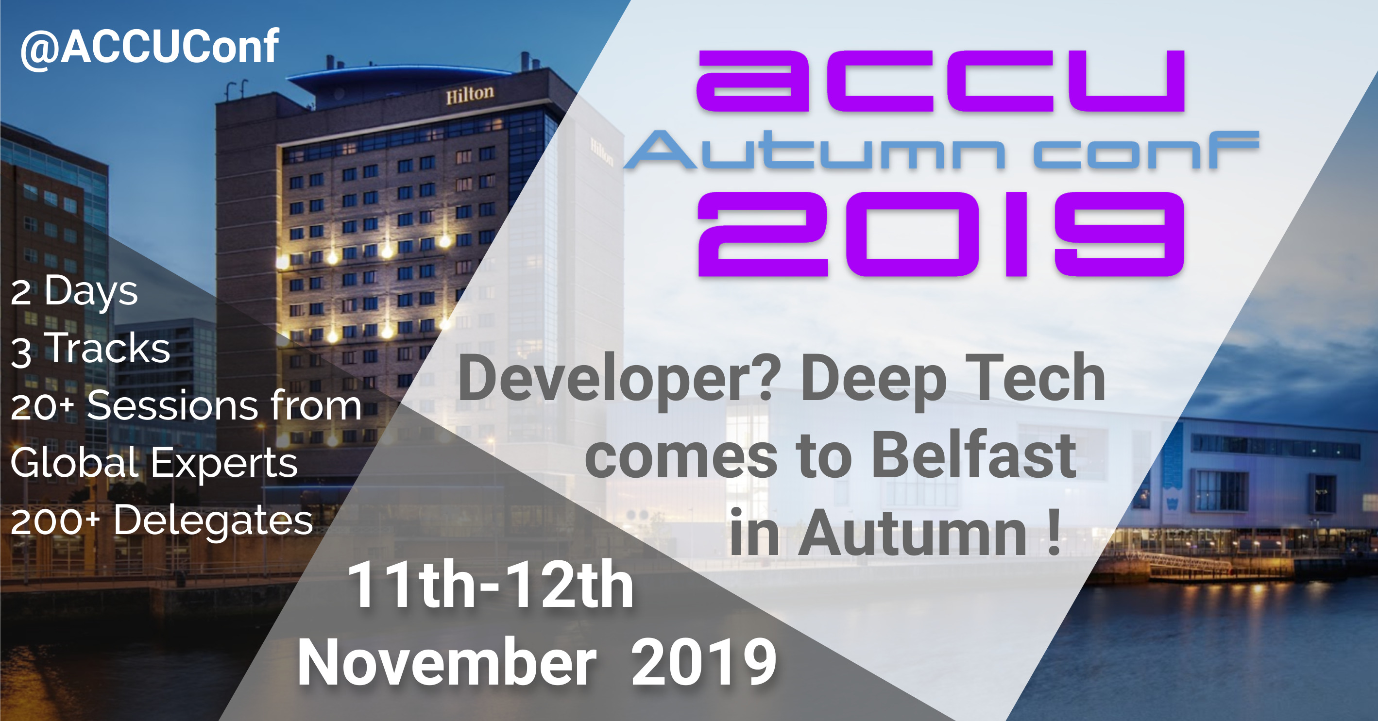 ACCU Autumn 2019